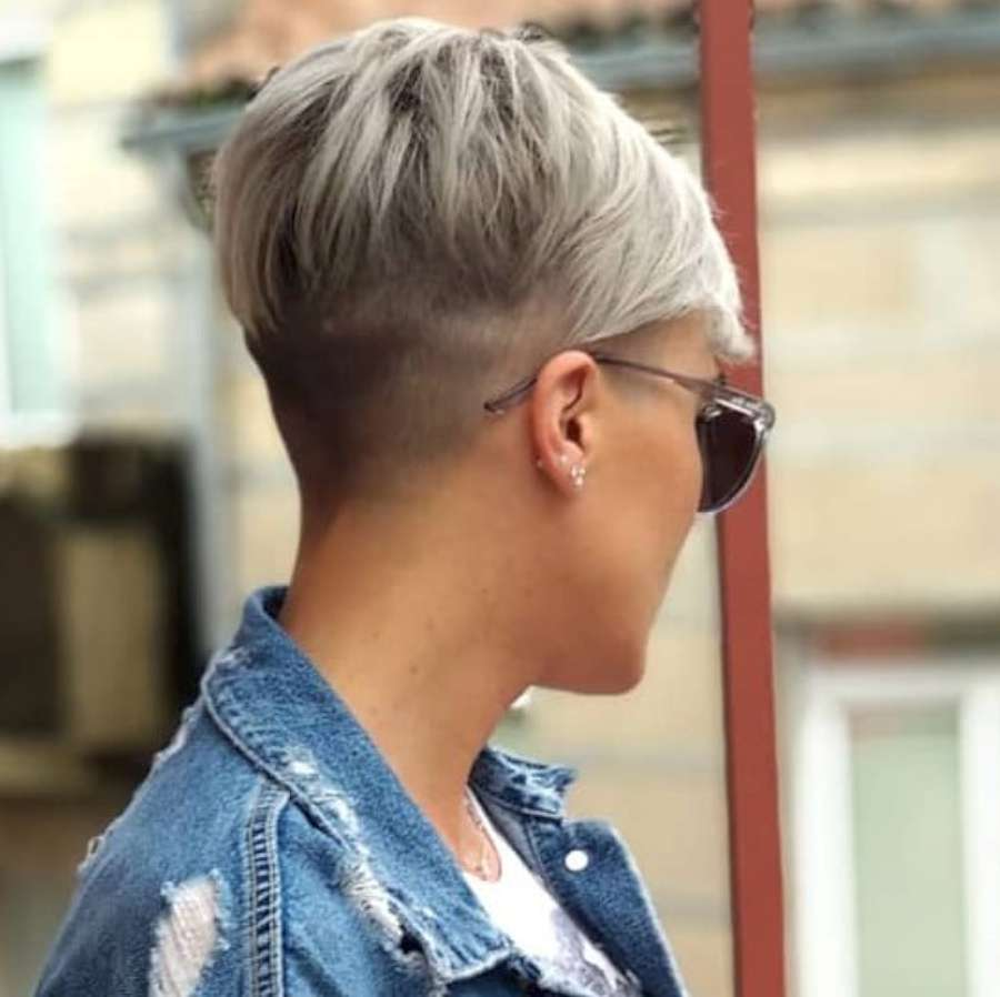 Rebeca Short Hairstyles - 2