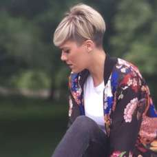 Rebeca Short Hairstyles - 9