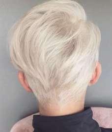 Sarah Louwho Short Hairstyles - 5