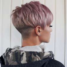 Olivia Short Hairstyles - 3