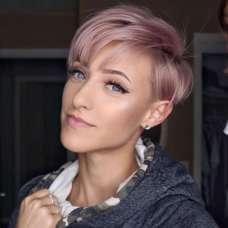 Olivia Short Hairstyles - 6