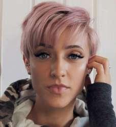 Olivia Short Hairstyles - 9