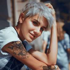 Yulia Short Hairstyles - 7