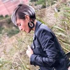 Cristina Delgado Gutierrez Short Hairstyles - 9