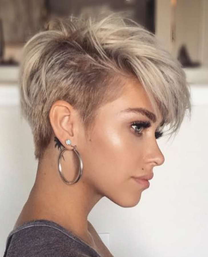 Autumn Hartt Short Hairstyles - 3