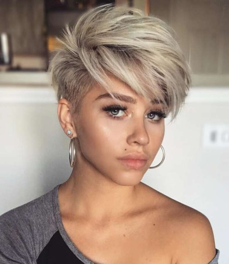Autumn Hartt Short Hairstyles - 4