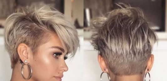Autumn Hartt Short Hairstyles