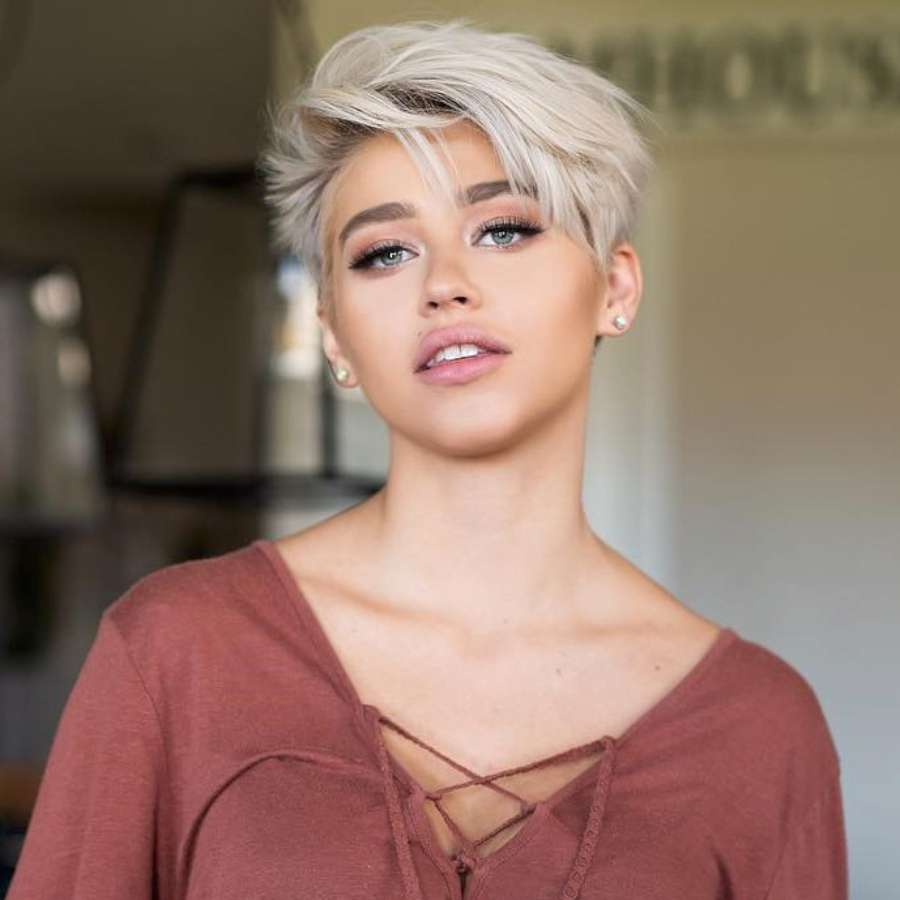 Autumn Hartt Short Hairstyles - 8
