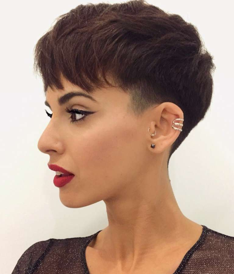 Inma Delope Short Hairstyles - 3