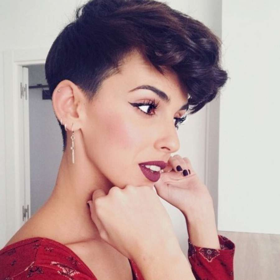 Inma Delope Short Hairstyles - 6