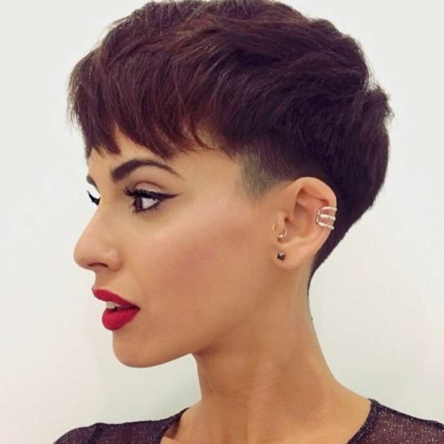 Inma Delope Short Hairstyles - 8