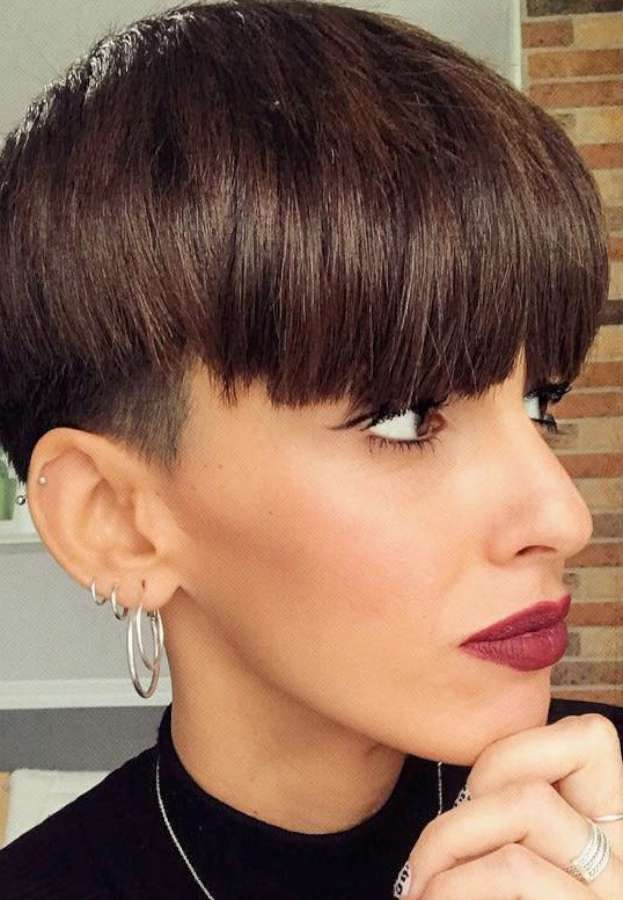 Inma Delope Short Hairstyles - 9