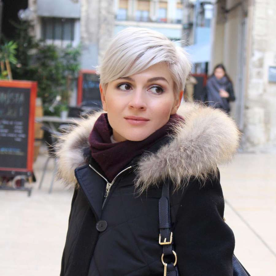 Irina Games Short Hairstyles - 2
