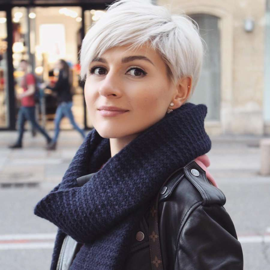 Irina Games Short Hairstyles - 3