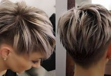 Short Hairstyles Dori Bellanni
