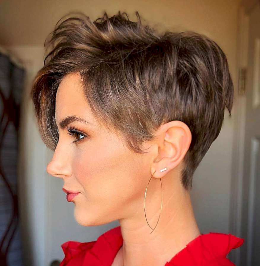 2019 Short Hairstyles - 1