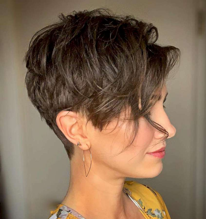 2019 Short Hairstyles - 9