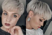 Laura Ganter Short Hairstyles