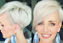 Short Hairstyles Haley Young