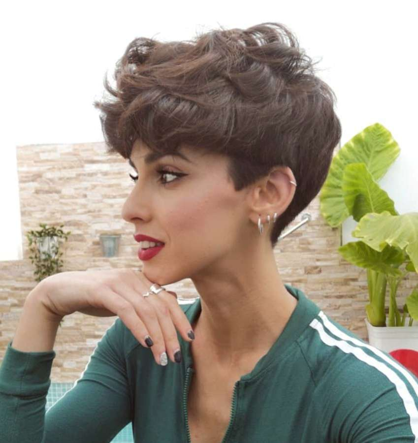 Inmadelope Short Hairstyles - 4