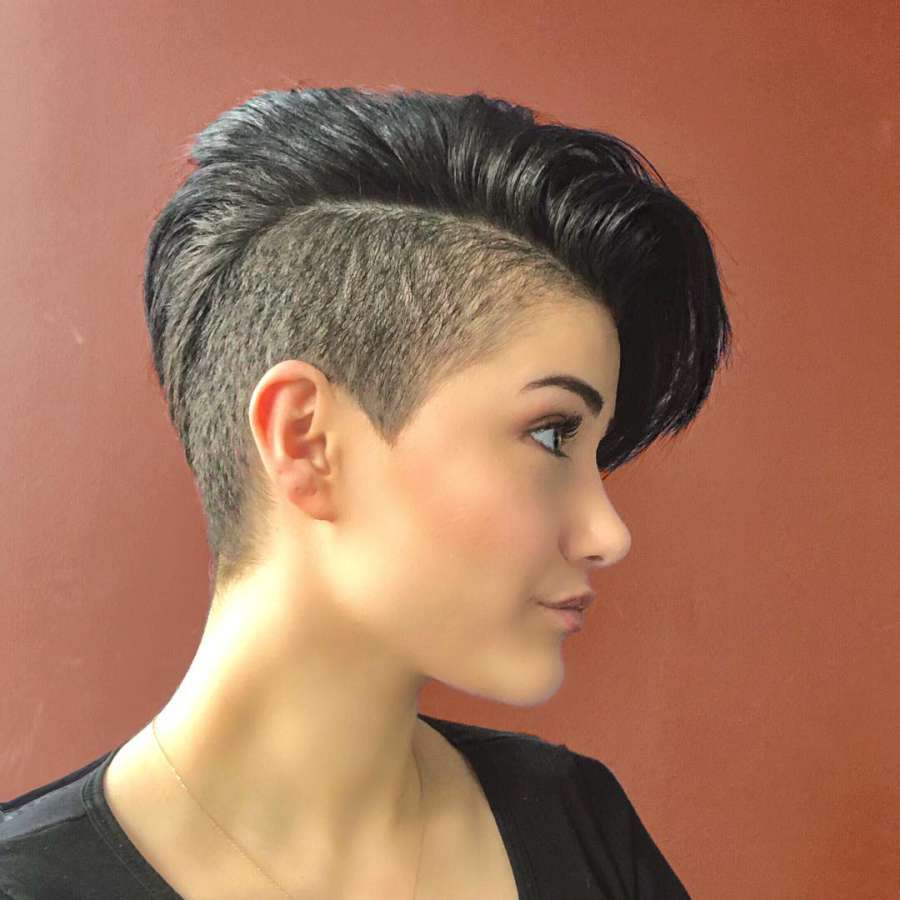 Merve Top Short Hairstyles - 1