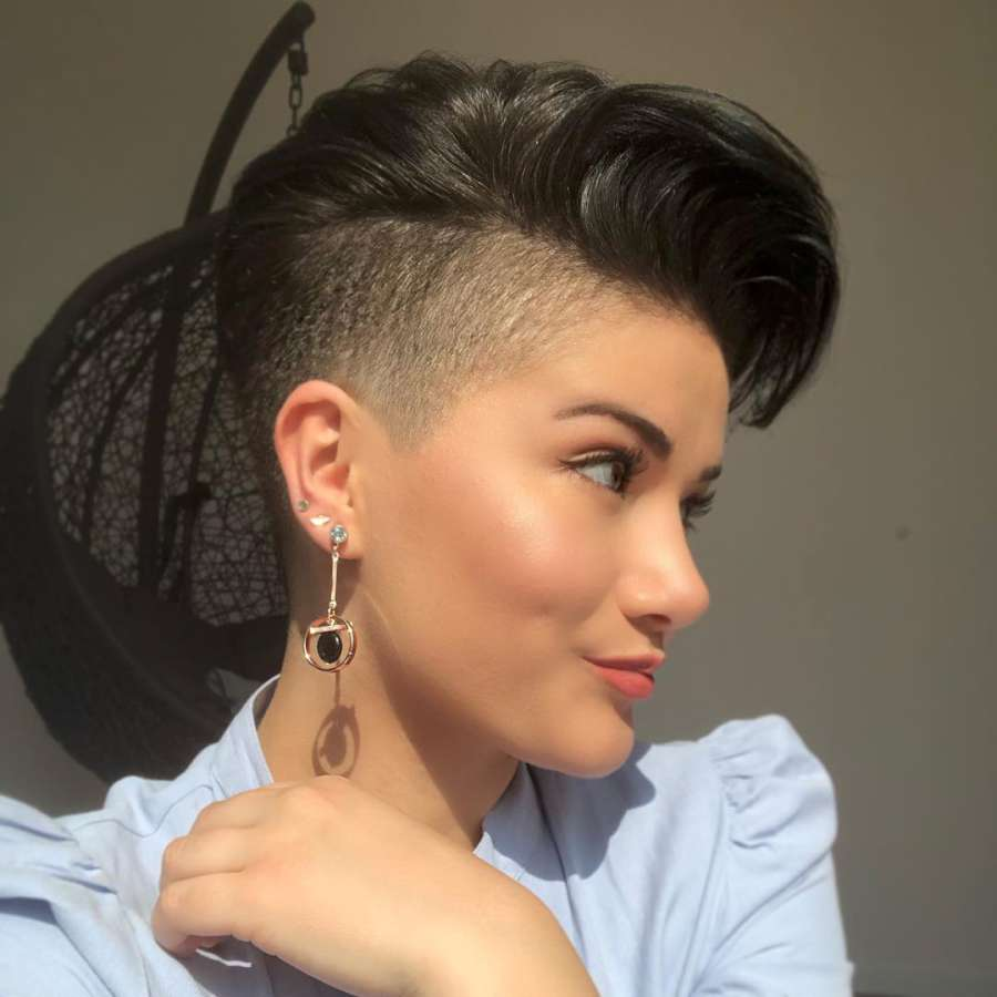 Merve Top Short Hairstyles - 3