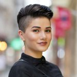 Merve Top Short Hairstyles - 7