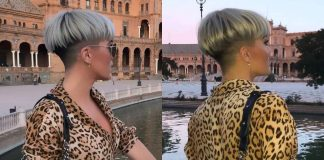 Short Hairstyles Rebeca