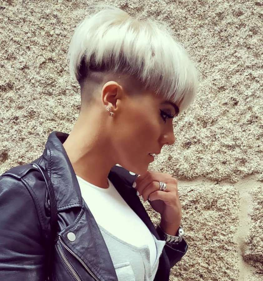 Short Hairstyles Rebeca - 9
