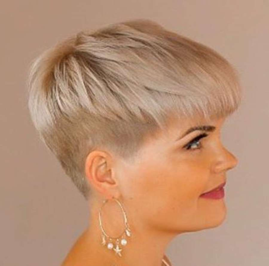 Short Hairstyles Sali Rasa - 2