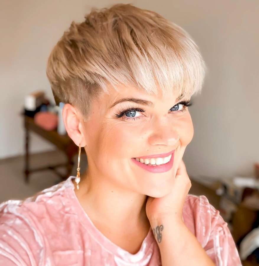 Short Hairstyles Sali Rasa - 9