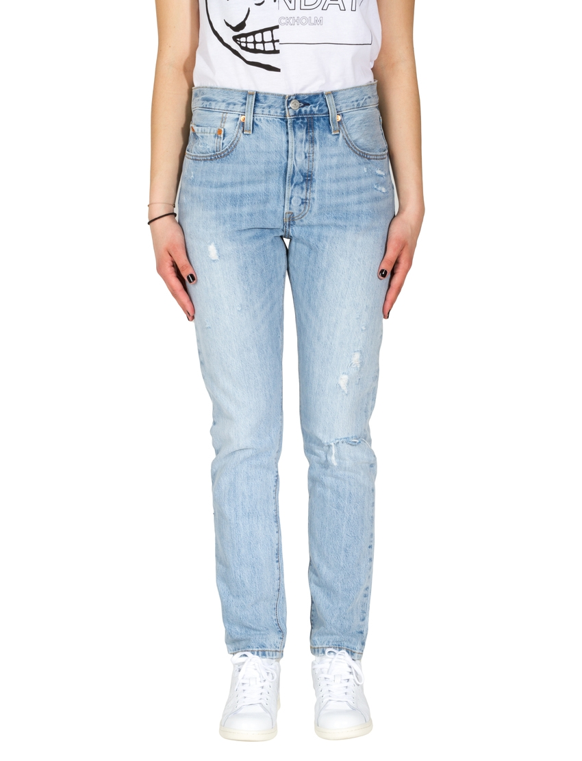 LEVIS Παντελόνι 501 SKINNY CLEAR MINDS LEV29502-0003 117