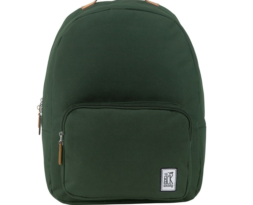THE PACK SOCIETY Σακίδιο CLASSIC SOLID FOREST GREEN TPS999CLA702.20 117