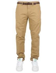 DSTREZZED Παντελόνι Chino pants belt Stretch Twill DST501146-AW17 317