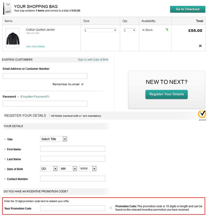Next Discount Codes For April 2018  FashionBeans