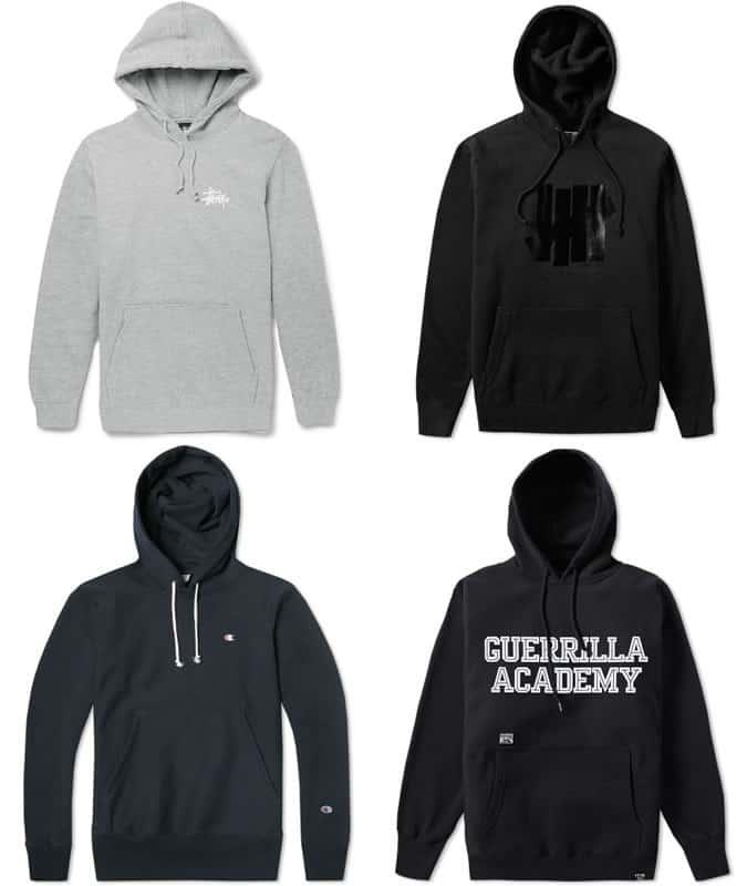 Men's Streetwear Hoodies