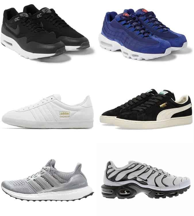 Men's Streetwear Trainers/Sneakers