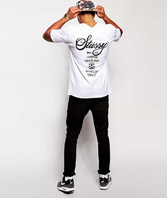 Men's Graphic T-Shirts Streetwear Outfit Inspiration