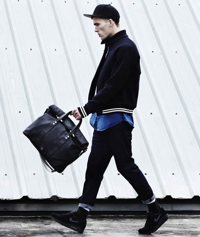 Men's Trainers Streetwear Outfit Inspiration