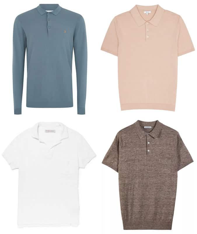 best men's polo shirts