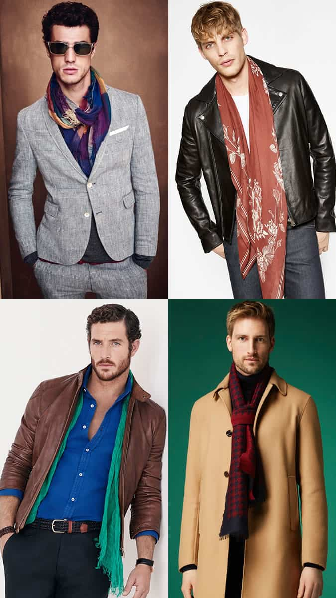lightweight scarves for autumn