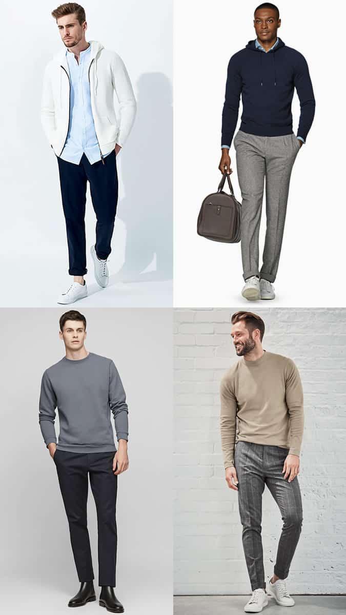 luxury sweatshirts for men