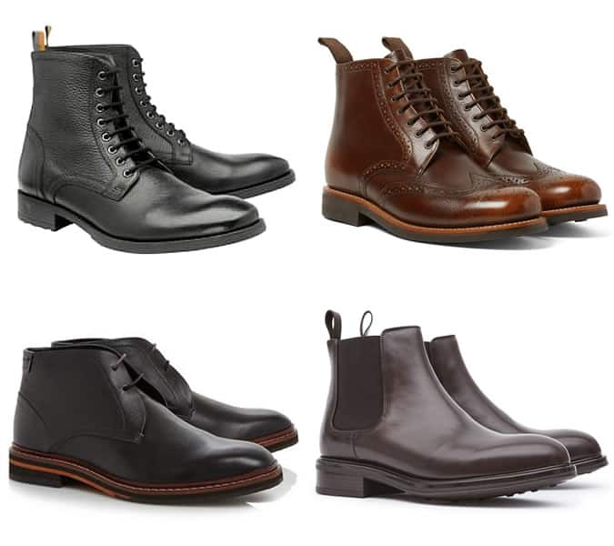 the best formal winter boots for men