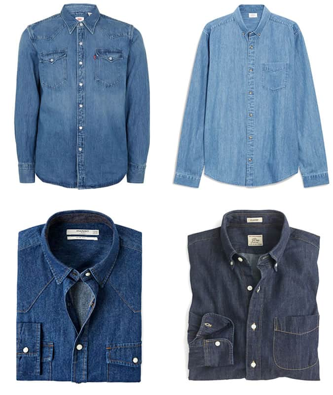the best autumn shirts for men