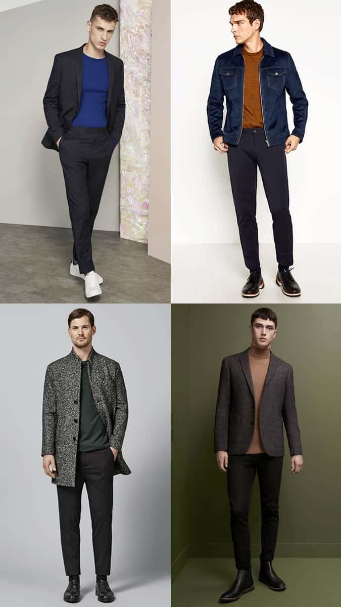 How men should wear colour in autumn