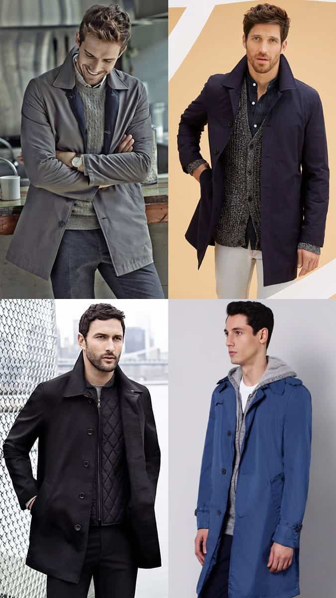 How to layer in autumn/winter for men - outfit inspiration