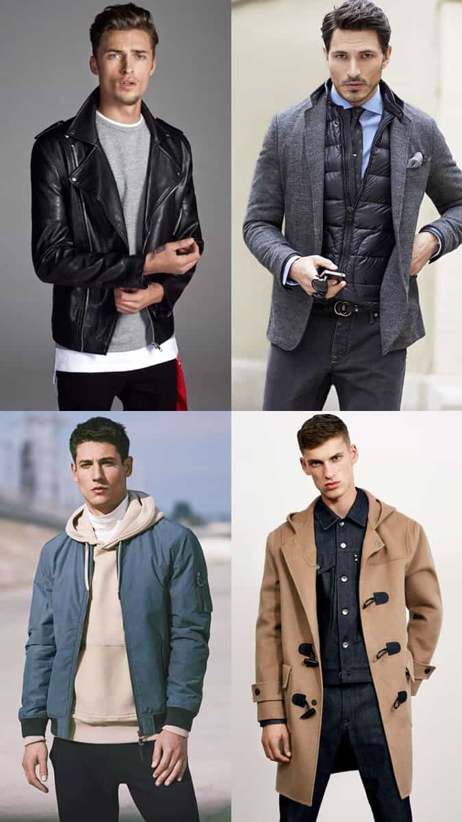 Creative and fashion-forward ways to layer in autumn/winter