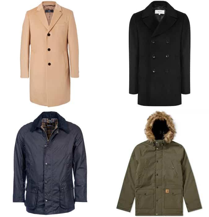 The best men's winter coats for 2017