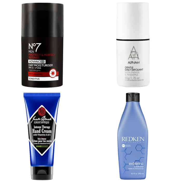 The best men's winter grooming and hair products