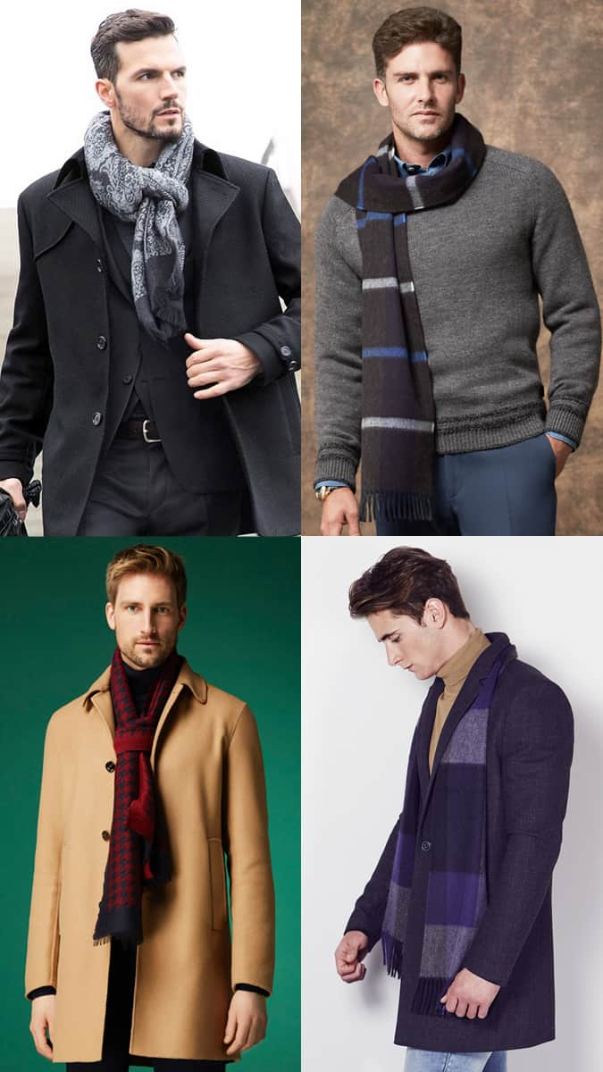 How To Style A Scarf In Winter